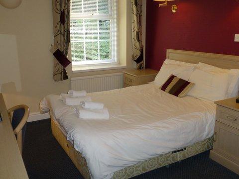 Lyncombe Lodge Hotel - Double Room