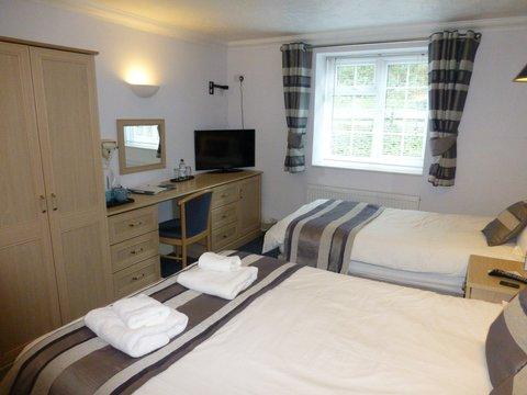 Lyncombe Lodge Hotel - Family Room