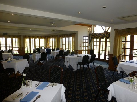 Lyncombe Lodge Hotel - Function Room