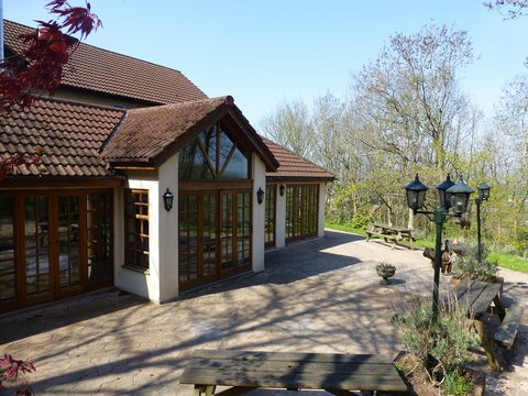 Lyncombe Lodge Hotel - Exterior