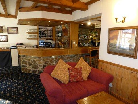Lyncombe Lodge Hotel - Bar