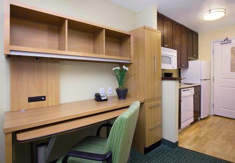 TownePlace Suites Boise Downtown - King Studio Suite