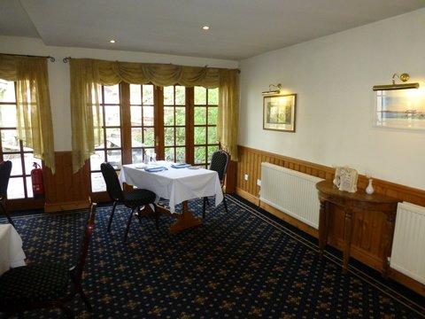 Lyncombe Lodge Hotel - Breakout