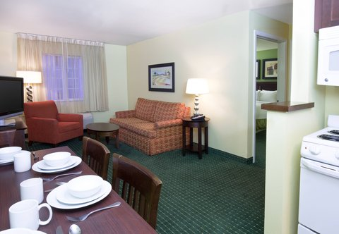 TownePlace Suites Boise Downtown - Two-Bedroom Suite