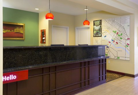 TownePlace Suites Boise Downtown - TowneMap