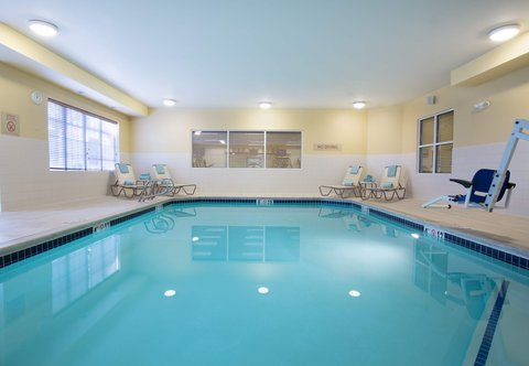 TownePlace Suites Boise Downtown - Indoor Pool