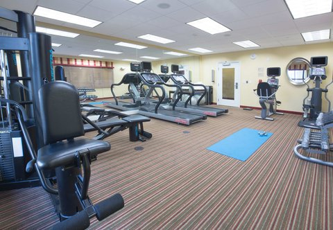 TownePlace Suites Boise Downtown - Fitness Center