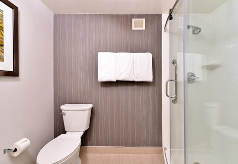 Courtyard Dallas LBJ at Josey - Guest Bathroom
