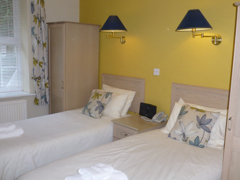 Lyncombe Lodge Hotel - Twin