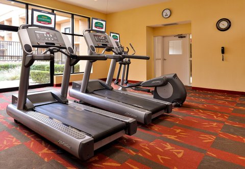Courtyard Dallas LBJ at Josey - Fitness Center