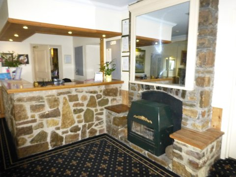 Lyncombe Lodge Hotel - Interior