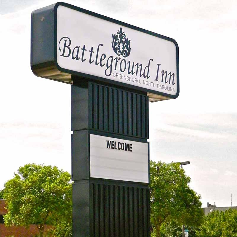 Battleground Inn Greensboro - Greensboro, NC