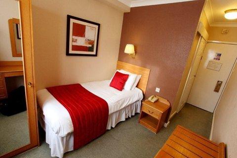 Great Barr Hotel - Single