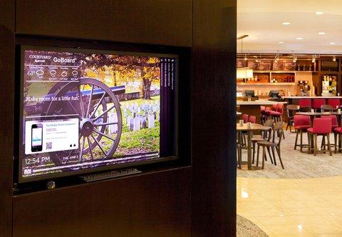 Courtyard Gettysburg - GoBoard