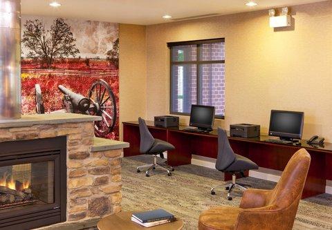 Courtyard Gettysburg - Business Center