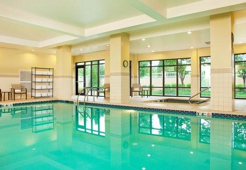 Courtyard Gettysburg - Indoor Pool