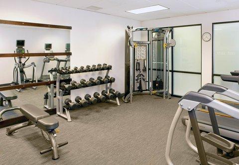 Courtyard Gettysburg - Fitness Center