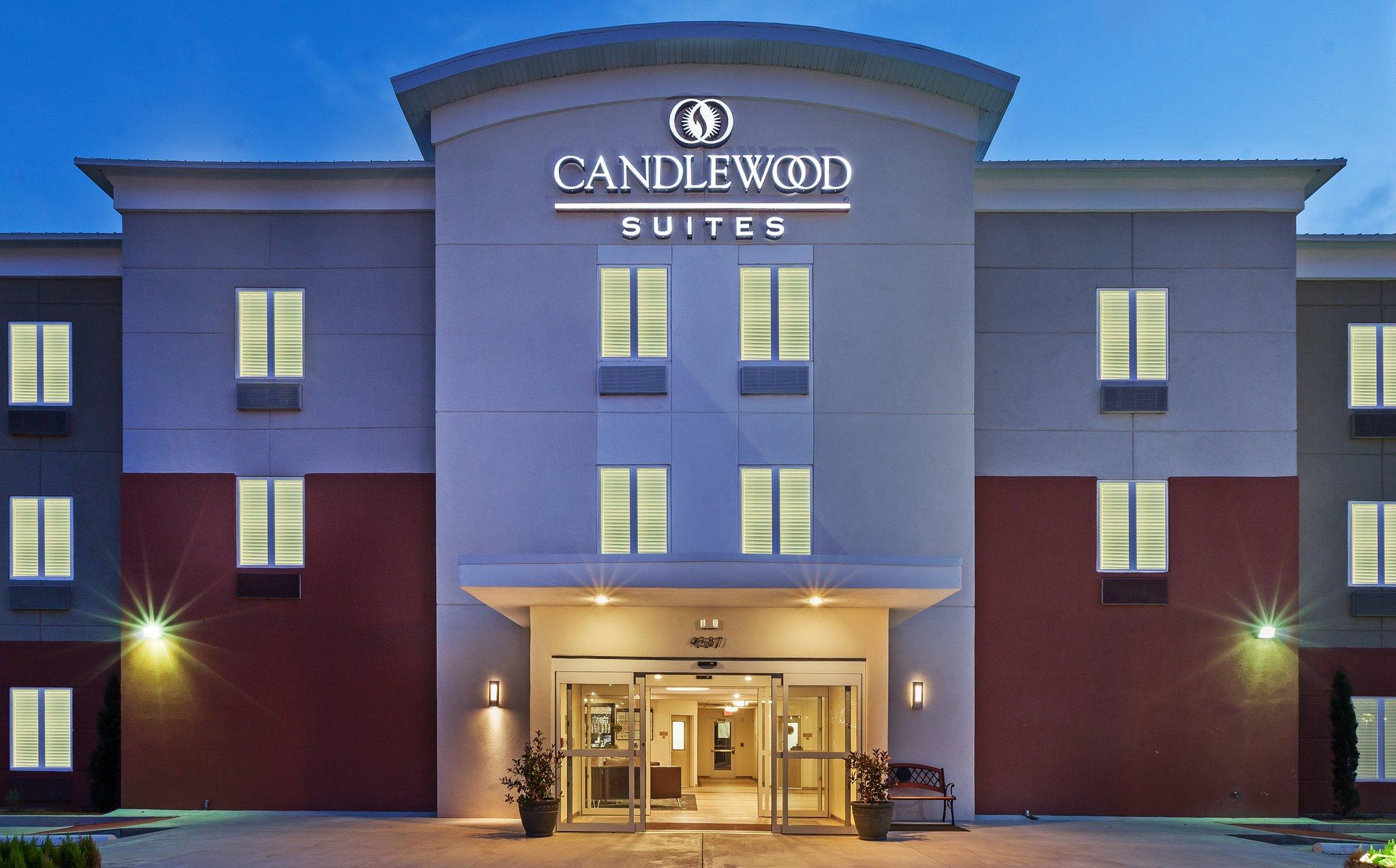 Candlewood Suites SAN ANGELO TX
