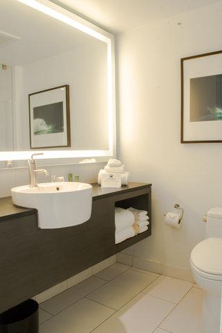 هيلتون فورت لودرديل مارينا - Bathroom Sink