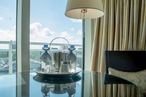 هيلتون فورت لودرديل مارينا - Guest Room Amenity