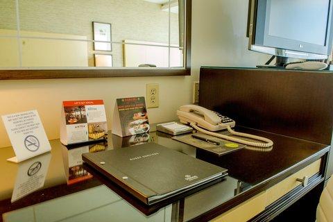 هيلتون فورت لودرديل مارينا - Room-Desk-Compendium