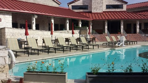 YO Ranch Hotel and Conference -  TEXAS COOL DOWN W POOL BAR