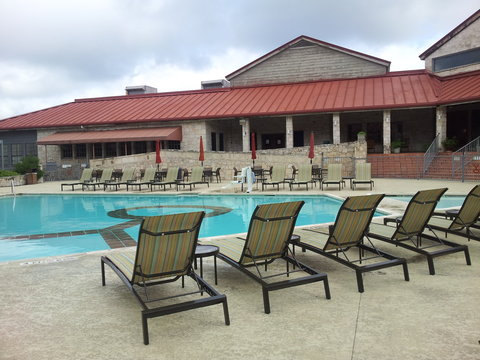 YO Ranch Hotel and Conference -  RELAXIN  POOLSIDE