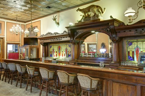YO Ranch Hotel and Conference -  NO PLACE LIKE THE ELM WATERHOLE SALOON