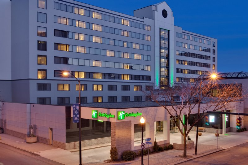 HOLIDAY INN BRIDGEPORT