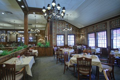YO Ranch Hotel and Conference - Restaurant