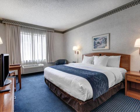 舒適套房酒店 - Guest Room