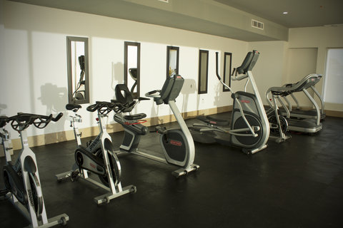 Holiday Inn QUERETARO ZONA KRYSTAL - Gym