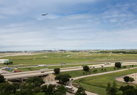 Marriott Dfw Airport North Hotel - Airport View