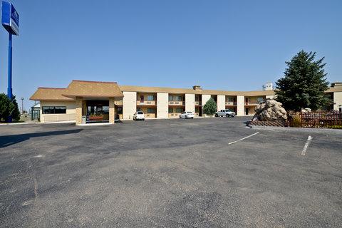 Americas Best Value Inn Goodland - Side Exterior