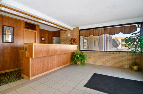 Americas Best Value Inn Goodland - Lobby