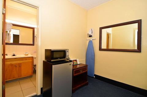Americas Best Value Inn Goodland - In Room Amenities