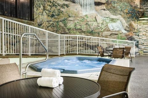 Holiday Inn Hotel & Suites DES MOINES-NORTHWEST - Whirlpool