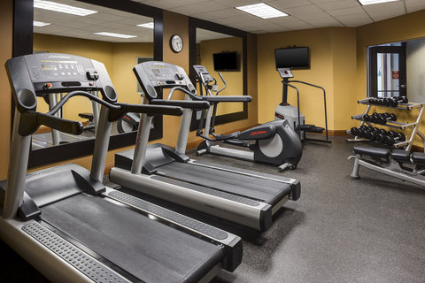 Holiday Inn Hotel & Suites DES MOINES-NORTHWEST - Stay active in our Fitness Center