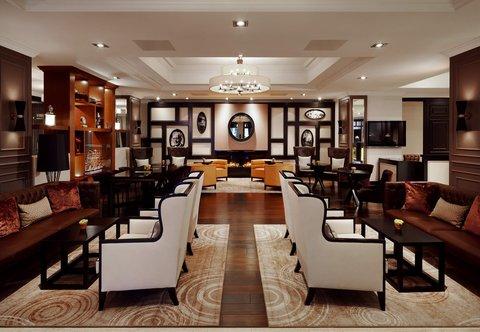 فندق ماريوت هامبورغ - Lobby Area
