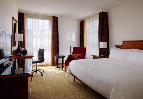 فندق ماريوت هامبورغ - Deluxe Guest Room