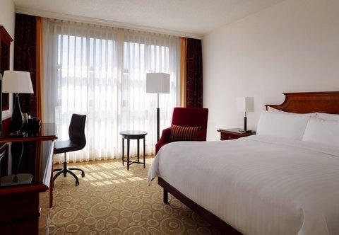 فندق ماريوت هامبورغ - Business Guest Room