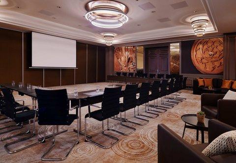 فندق ماريوت هامبورغ - Meeting Room - Salon B