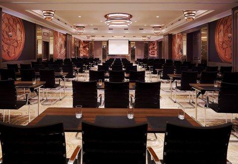 فندق ماريوت هامبورغ - Ballroom