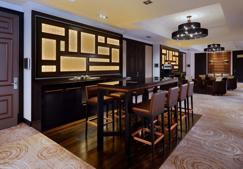 فندق ماريوت هامبورغ - Banquet Foyer