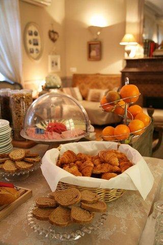 Villa Rivoli - Breakfast