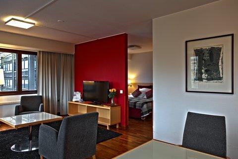 Sokos Hotel Presidentti - Original Sokos Hotel Presidentti Suite