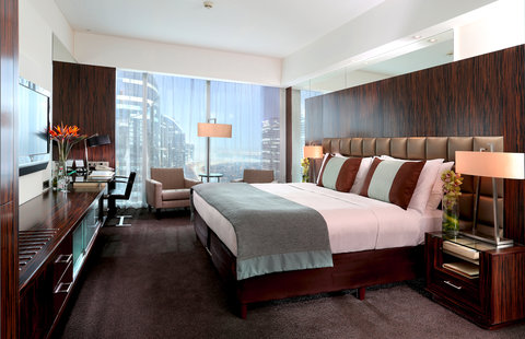 Bonnington Jumeirah Lakes Towers - Deluxe Rooms at Bonnington Jumeirah Lake Towers