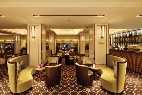 Caravelle Hotel - Cafe De L Opera at Caravelle Saigon Ho Chi Minh