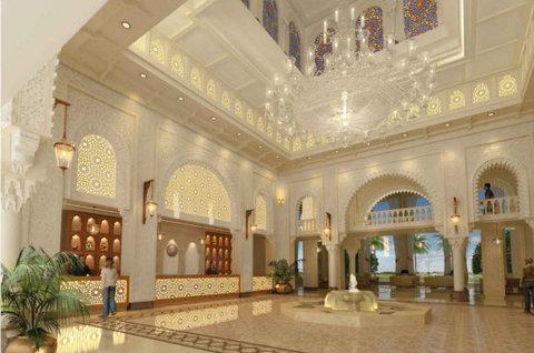 Baron Palace Sahl Hasheesh - LOBBY