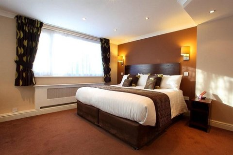 Great Barr Hotel - Guest Room
